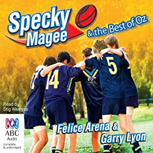 Specky Magee & the Best of Oz Audiobook
