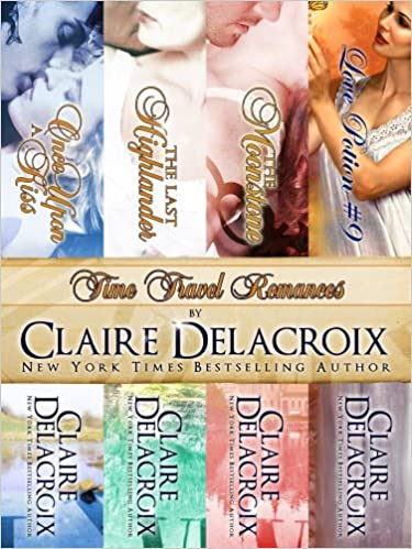 99¢ – Time Travel Romance Boxed Set