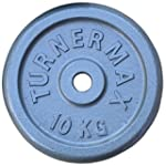 TurnerMAX Iron Standard Weight Plates...