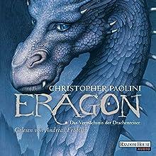 Eragon 1: Das Vermächtnis der Drachenreiter Hörbuch von Christopher Paolini Gesprochen von: Andreas Fröhlich