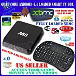 M8 Quad Core Android 4.4 Loaded TV Bo...