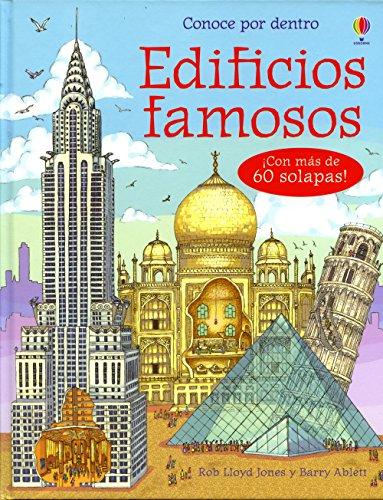 EDIFICIOS FAMOSOS (Conoce Por Dentro (usborne)