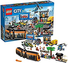 Lego City - 60097 - Jeu De Construction - Le Centre Ville