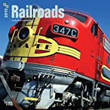 Railroads 2015 Square 12x12