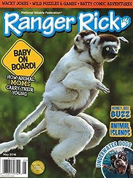 1-Yr. Ranger Rick Magazine Subscription