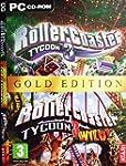 Rollercoaster Tycoon 3 Gold + Wild Ex...