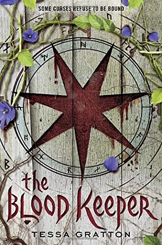 book cover of The Blood Keeper