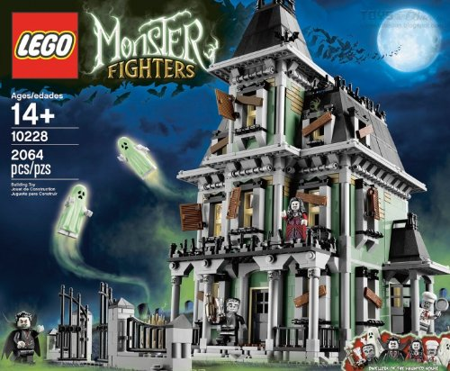Lego Monster Fighters 10228 - Geisterhaus