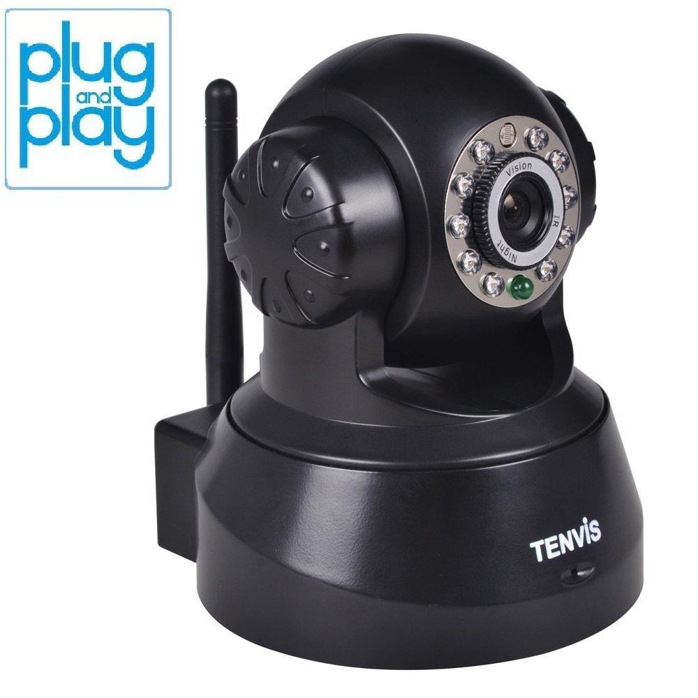 TENVIS JPT3815W Wireless IP/Network Security Surveillance Camera