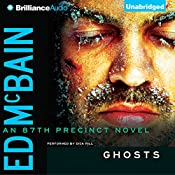 Ghosts: An 87th Precinct Novel, Book 34 | Ed McBain