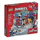 LEGO Juniors 10687 Spider-Man Hideout Building Kit