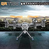 Walkera-QR-Y100-Wi-Fi-FPV-Mini-HexaCopter-Video-Camera-Silver