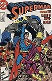 Superman (2nd Series) #8 VF/NM ; DC comic book
