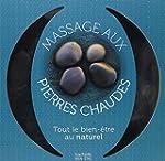 Coffret massage aux pierres chaudes