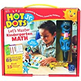 EDUCATIONAL INSIGHTS HOT DOTS JR. LET'S MASTER KINDERGARTEN MATH WITH ACE PEN