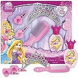 Coffret Princesse Disney Eau de toilette Vaporisateur 50ml + un set de coiffure de princesse