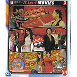 Ishaqzaade / Ladies vs. Ricky Bahl / Band Baaja Baaraat