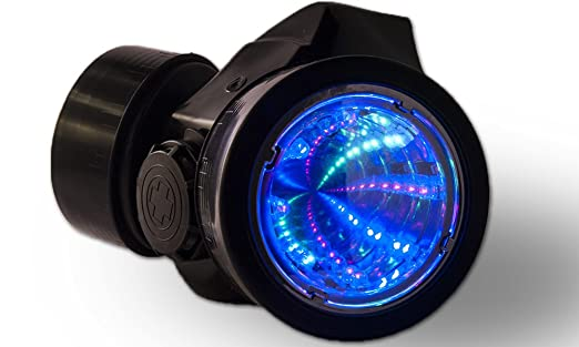 Rave Gas Mask Led Led Cyber Respirator Gas Mask