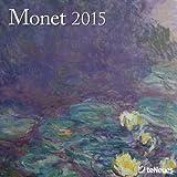 2015 Monet Wall Calendar