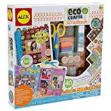 ALEX® Toys - My Eco Crafts Scrapbook Set 166W by Alex Toys