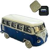 Magnet blue Combi Volkswagen collection
