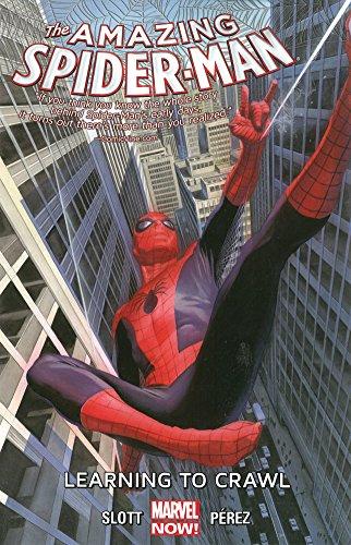 Amazing Spider-Man 01..1 Learning To Crawl