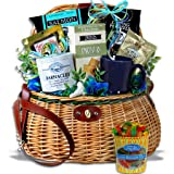 Fishing Gift Basket - Caught The BIG One?