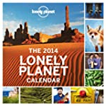 Official Lonely Planet 2014 Calendar...