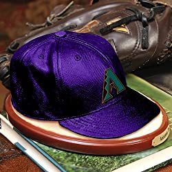 Arizona Diamondbacks Memory Company Team Helmet Figurine MLB Baseball Fan Shop Sports Team Merchandise