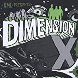 Dimension X by Dimension X [Music CD]
