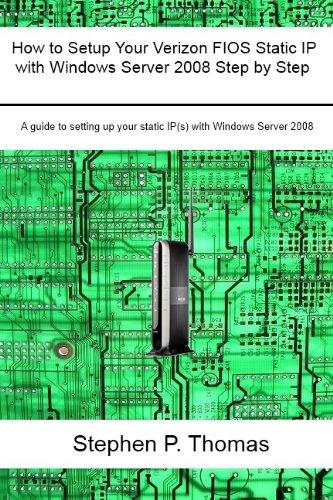 Poor Man's Web Hosting with Windows Server Step by Step