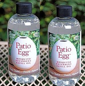 Amazon Com Skeeter Screen 90602 Patio Egg Diffuser