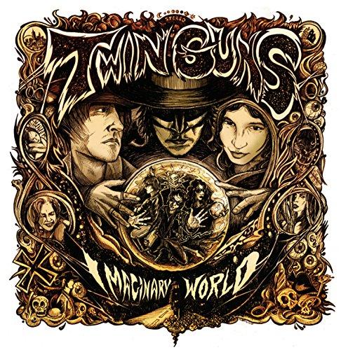 CD : Twin Guns - Imaginary World (CD)