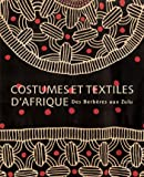 echange, troc Collectif - Costumes et Textiles d'Afrique