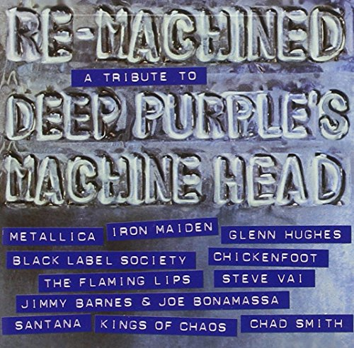 Re-Machined:Tribute to Deep Pu