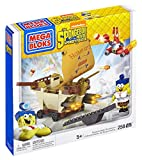 Mega Bloks SpongeBob Burgermobile Showdown Building Set