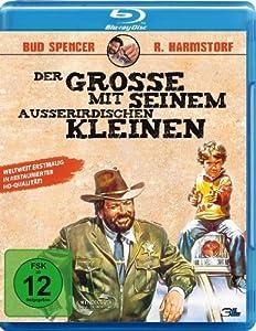 Der Große mit seinem außerirdischen Kleinen [Blu-ray]
