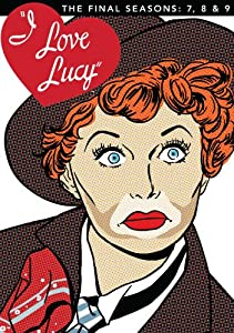 I Love Lucy: Seasons 7-9 from Paramount
