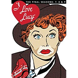 I Love Lucy: Seasons 7-9