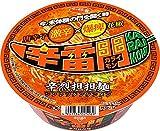 サッポロ一番 辛雷門 辛烈担担麺 112g×12個