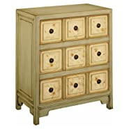 Apothecary Accent Chest in Light Green