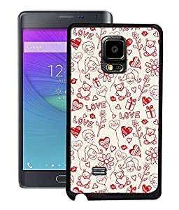 SAMSUNG GALAXY NOTE 4 BACK COVER CASE BY instyler