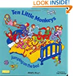 Ten Little Monkeys Jumping on the Bed...