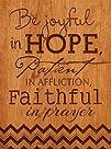 SER47 Be Joyful in Hope