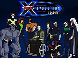 X-MEN: EVOLUTION Season 1