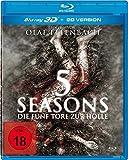 5 Seasons – Die fünf Tore zur Hölle (inkl. 2D-Version) [3D Blu-ray]