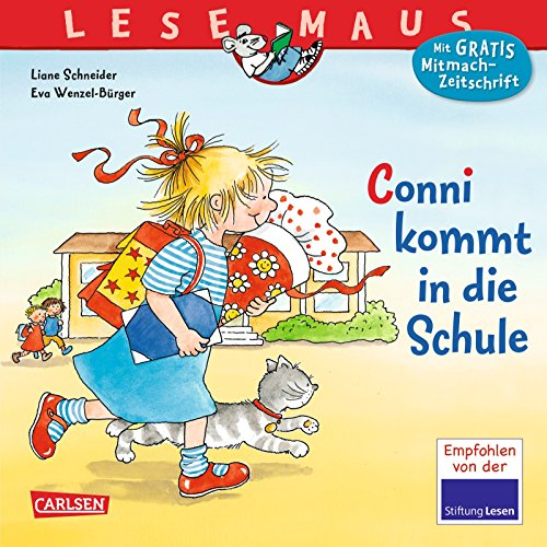 lesemaus-band-46-conni-kommt-in-die-schule
