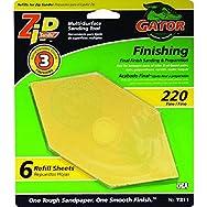 Ali Ind. 341605 Gator Zip Refill-6 PACK 220G ZIP REFILL