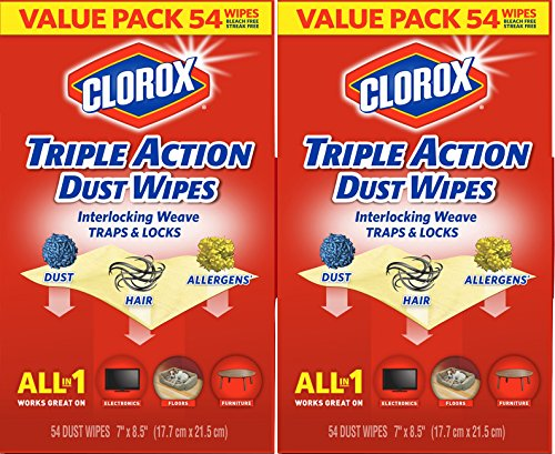 clorox-triple-action-dust-wipes-108-count