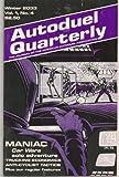 img - for Winter 2033 (Autoduel Quarterly, Vol 1, No 4; November 1983) book / textbook / text book